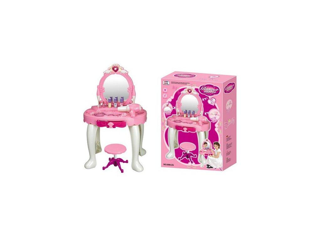 detsky kosmeticky stolek g21 s fenem
