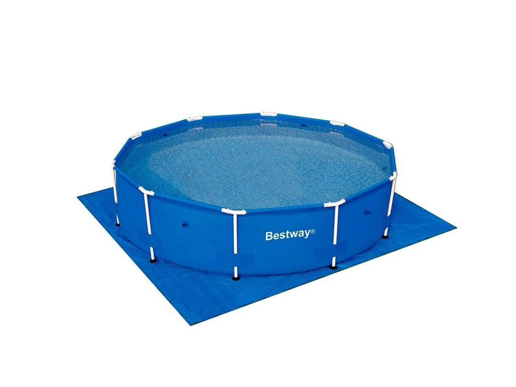 bestway podlozka pod bazen 335 x 335 m