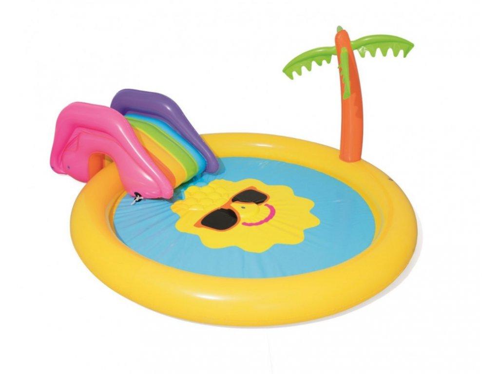 bestway 53071 bazenek s klouzackou