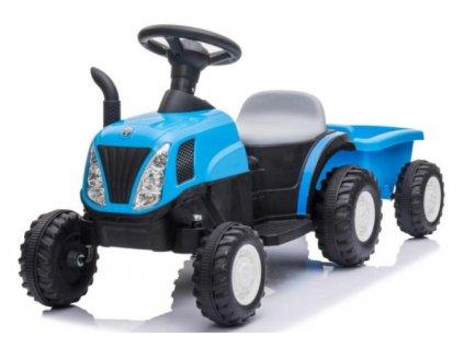 detsky elektricky traktor new holland t7