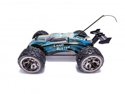 rc auto 1 12 land buster monster truck 2 4ghz modry