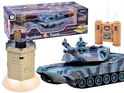 dalkove rizeny tank bunkr