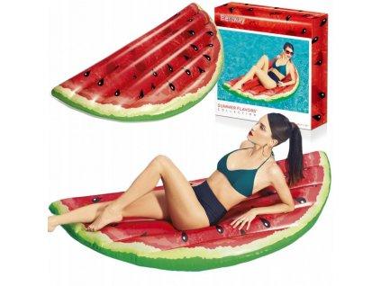 bestway nafukovaci lehatko meloun