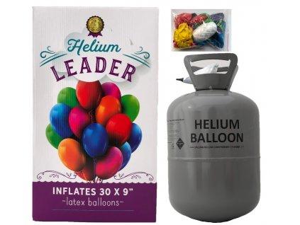 helium do balonku 30