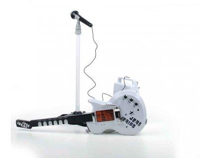 detska elektricka kytara bezdratova