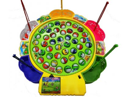 detska hra rybolov 45 rybicek