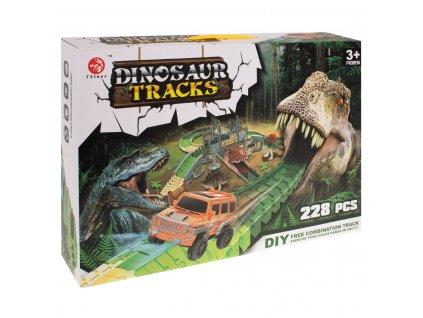 autodraha s dinosaury 228 dilu