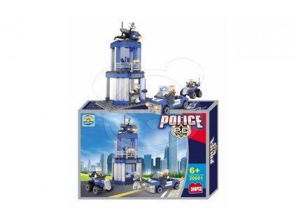stavebnice policie 216 dilu