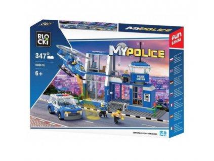 stavebnice blocki moje policie