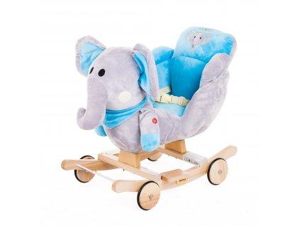 modry slon