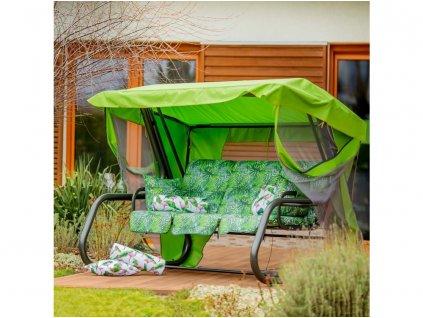 zahradni houpacka venezia lux g035 02lb patio