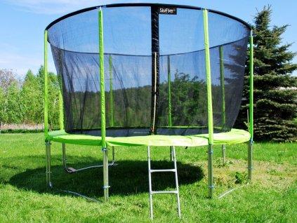 zahradni trampolina 366 cm skyflyer kopie