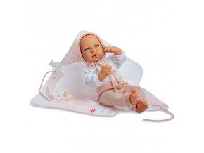 34066 berjuan panenka miminko newborn special boutique doll s prislusenstvim 45cm