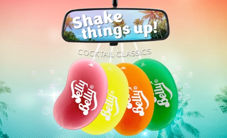 Jelly Belly 3D Coctail Classics