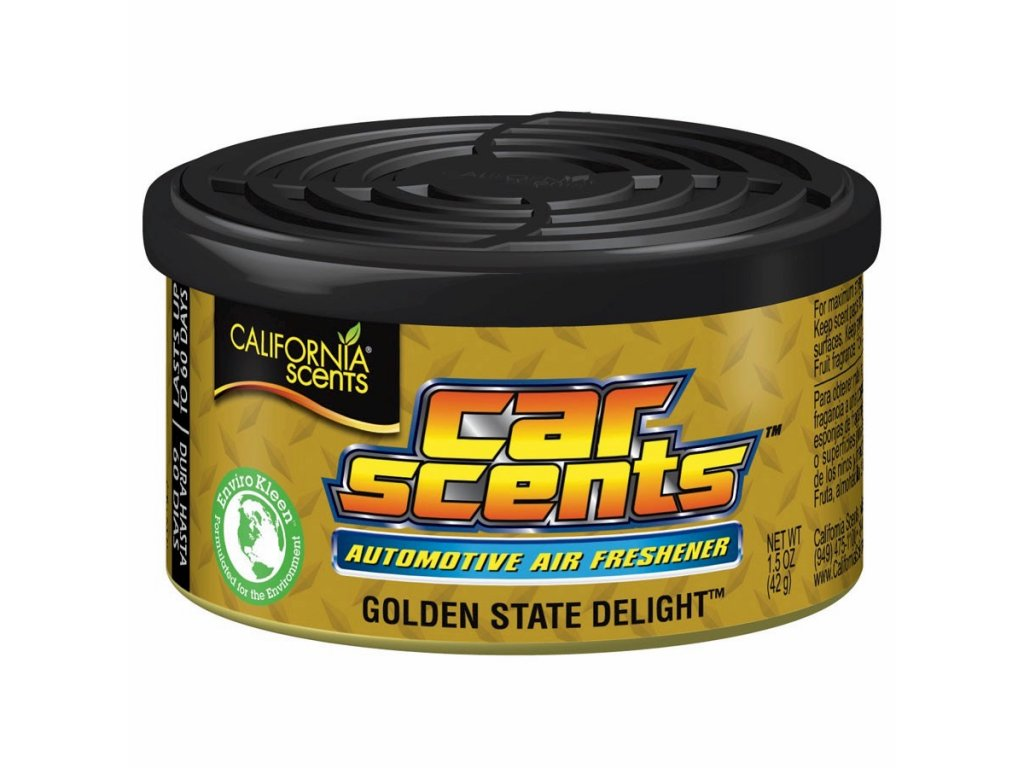vůně do auta California Car Scents GUMOVÍ MEDVÍDCI (golden state delight)