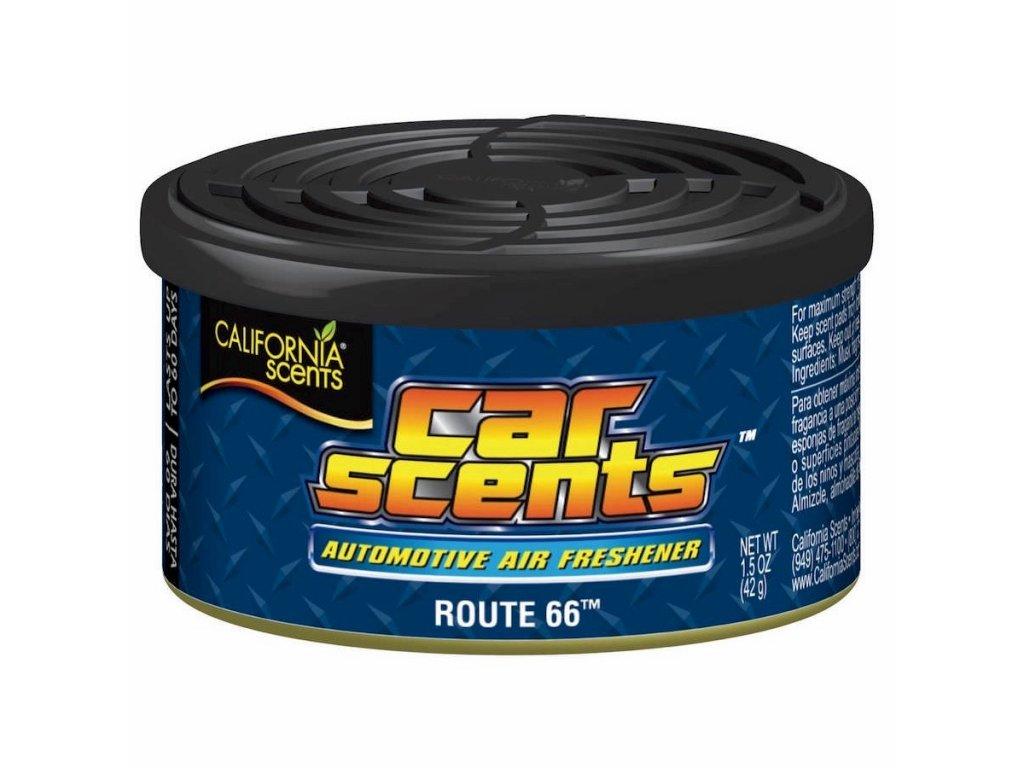 vůně do auta California Car Scents ROUTE 66