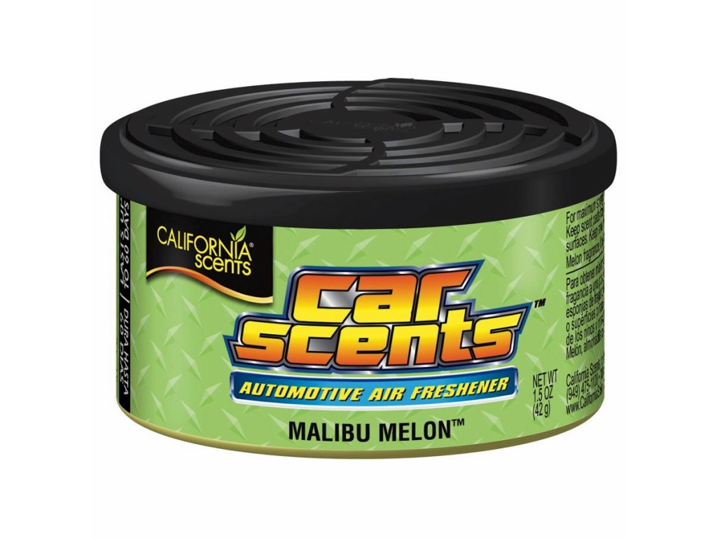 vůně do auta California Car Scents - MELOUN (malibu meloun)