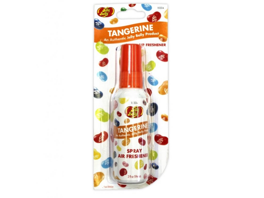Jelly Belly Spray MANDARINKA (Tangerine)