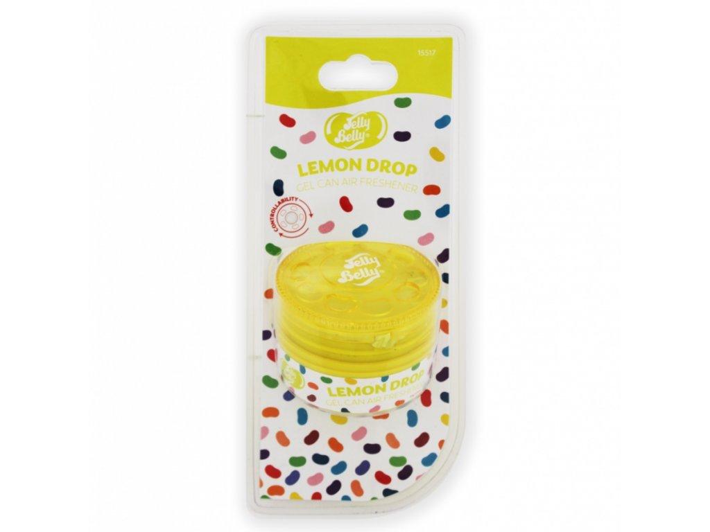Jelly Belly Gel Can CITRON (Lemon Drop)