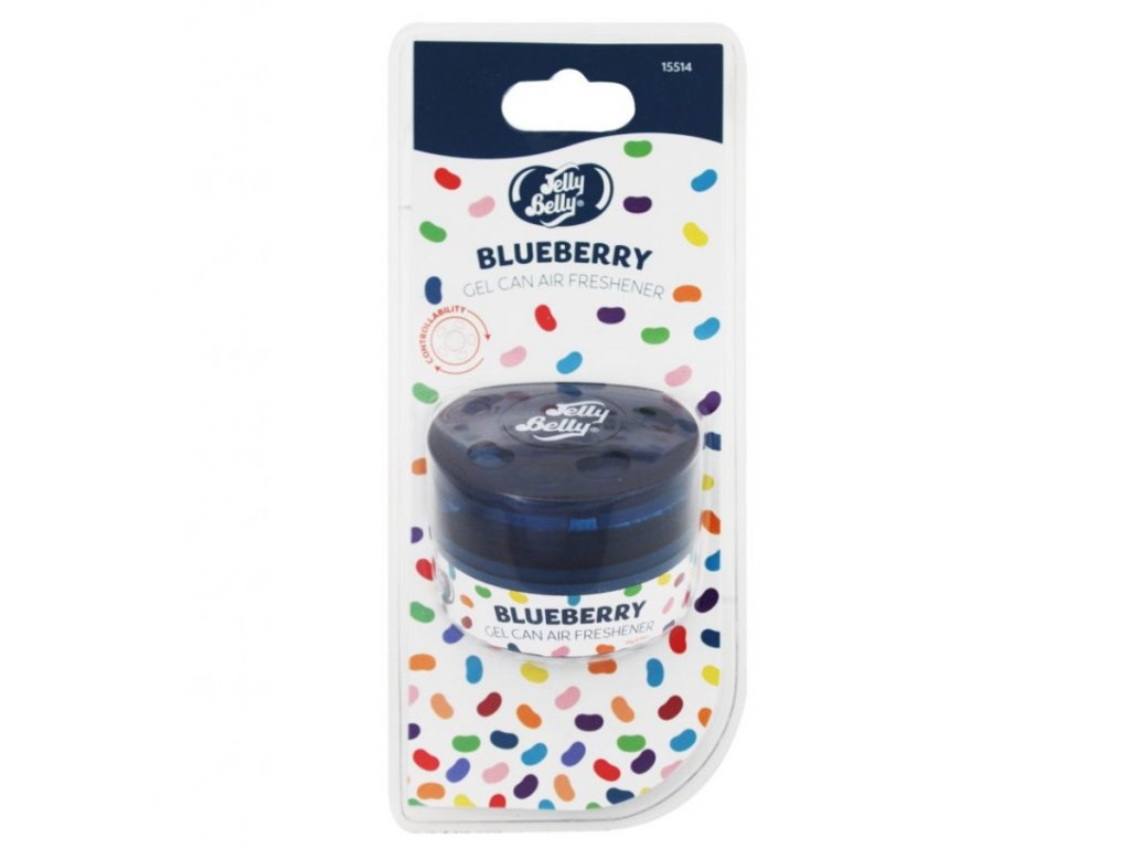 Jelly Belly Gel Can BORŮVKA (Blueberry)