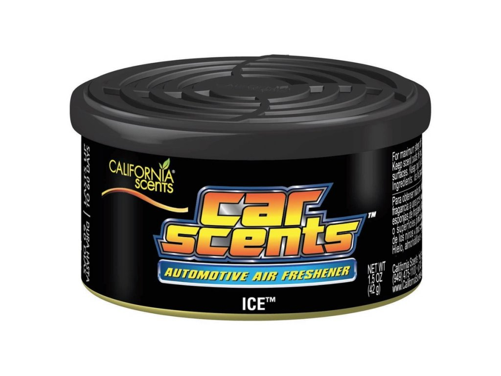 vůně do auta California Car Scents LEDOVĚ SVĚŽÍ (ice)