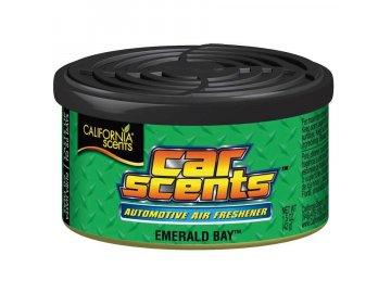 vůně do auta California Car Scents SMARAGDOVÁ ZÁTOKA (emerald bay)
