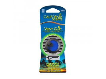 California Scents Vent Clip NOVÉ AUTO (newport new car)