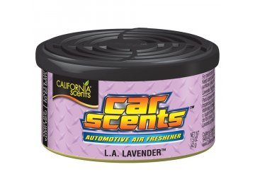 vůně do auta California Car Scents LEVANDULE (l.a. lavender)