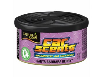 vůně do auta California Car Scents LESNÍ PLODY (santa barbara berry)