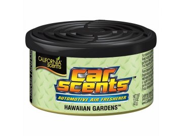 California Car Scents HAWAISKÉ ZAHRADY (hawaiian gardens)