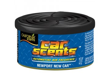 vůně do auta California Car Scents NOVÉ AUTO (newport new car)