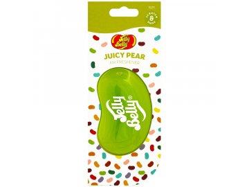 Jelly Belly 3D Classics HRUŠKA (Juicy Pear)