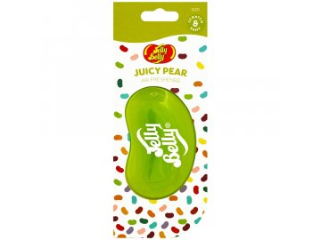 Jelly Belly 3D Classics HRUŠKA (Juicy Pear)