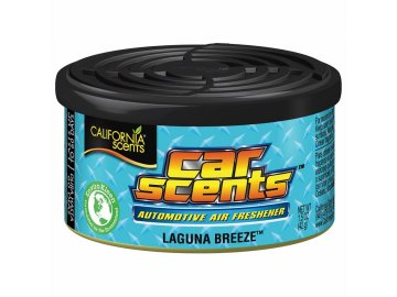 vůně do auta California Car Scents VŮNĚ MOŘE (laguna breeze)