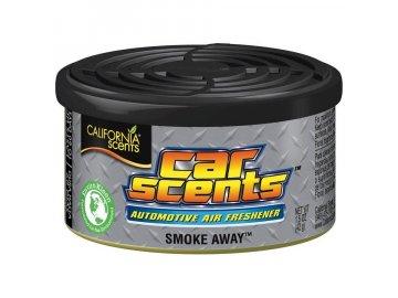 vůně do auta California Car Scents ANTI TABÁK (smoke away)