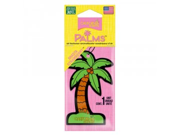 California Scents Palms HangOuts JAHODA (shasta strawberry)