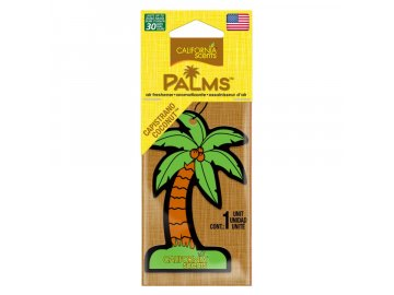 California Scents Palms HangOuts KOKOS (capistrano coconut)