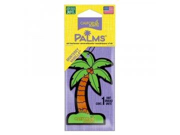 California Scents Palms HangOuts VANILKA (monterey vanilla)