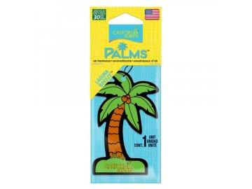 California Scents Palms HangOuts VŮNĚ MOŘE (laguna breeze)