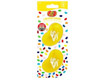 Jelly Belly Duo Vent Classics CITRON (lemon drop)