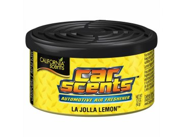 vůně do auta California Car Scents CITRON (la jolla lemon)
