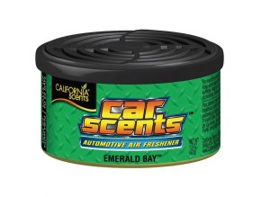 vůně do auta California Car Scents - SMARAGDOVÁ ZÁTOKA (emerald bay)