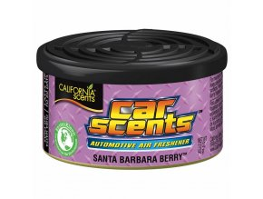 vůně do auta California Car Scents - LESNÍ PLODY (santa barbara berry)