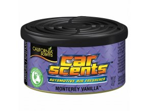 vůně do auta California Car Scents - VANILKA (monterey vanilla)