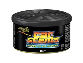 vůně do auta California Car Scents - LEDOVĚ SVĚŽÍ (ice)