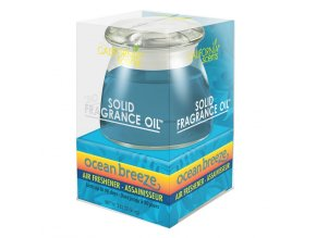 vůně do bytu California Scents Solid Fragrance Oil - VŮNĚ OCEÁNU (ocean breeze)