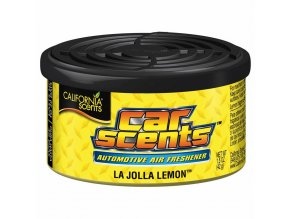 vůně do auta California Car Scents - CITRON (la jolla lemon)