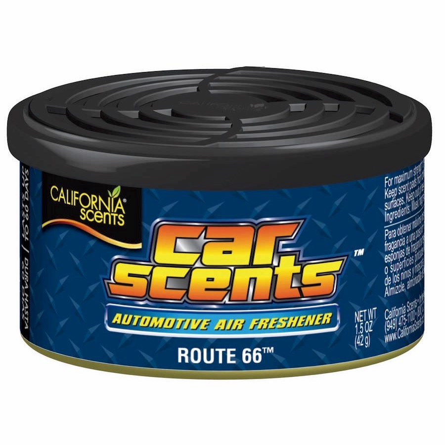 California Scents Car Scents - ROUTE 66 42g