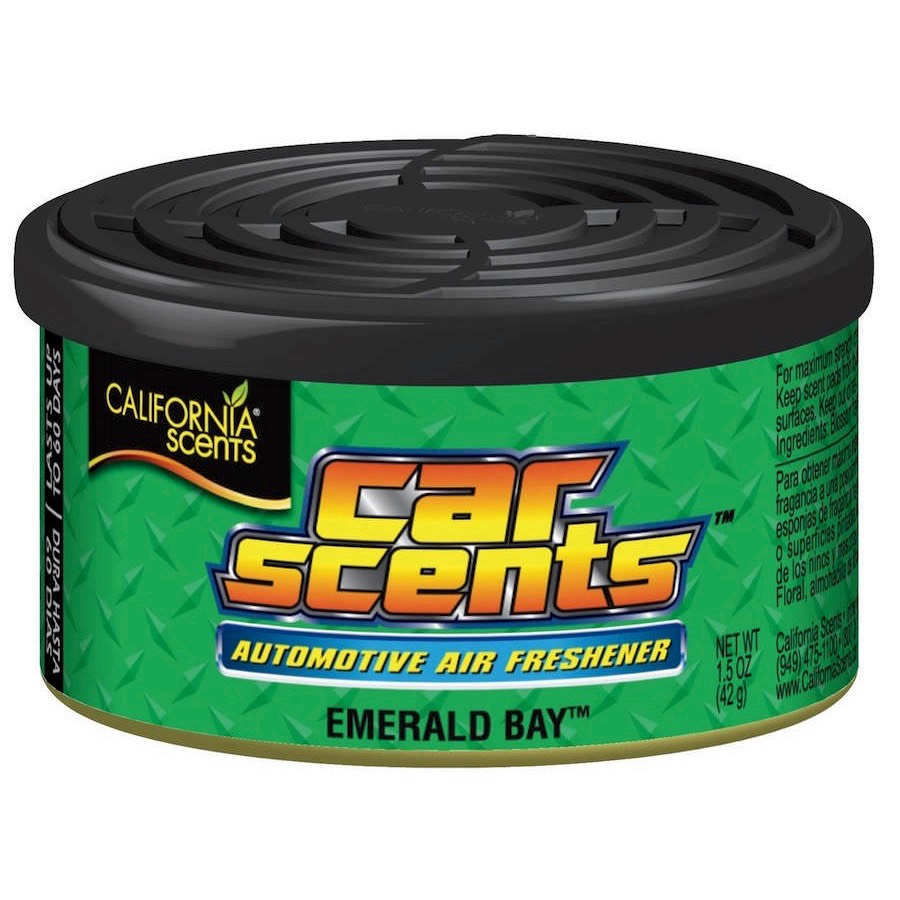 California Scents Car Scents - SMARAGDOVÁ ZÁTOKA 42g
