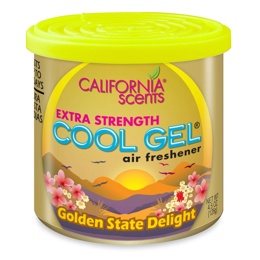 California Scents Cool Gel - GUMOVÍ MEDVÍDCI 126g